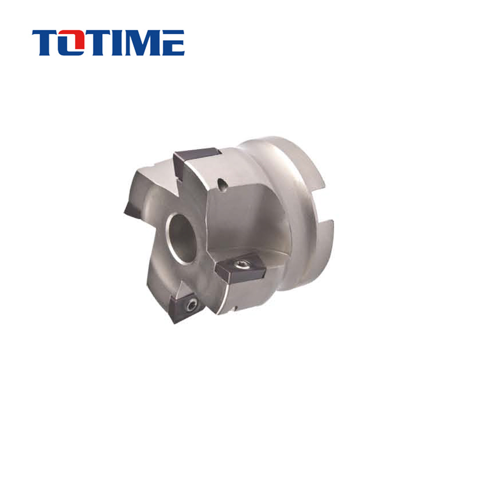 TOTIME Milling Cutter BAP Right Angle Shoulder Face Mill for CNC machine