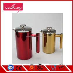 Wholesale Stainless Steel French Coffee Press Set