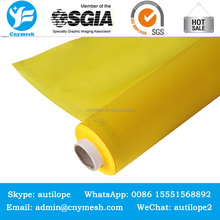 DPP140T/355T-34D bolting cloth for printing Monofilament Polyester Screen Printing Mesh For Circuits Board