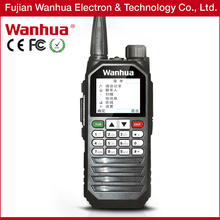 Different size high frequency walkie talkie digital mobile radio