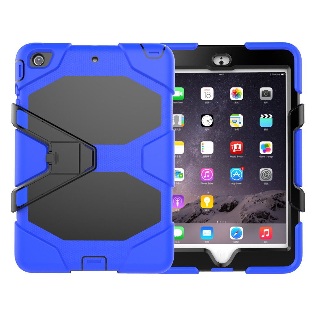 Shockproof Drop Resistance Rugged Silicone Case For iPad Mini 2 Case