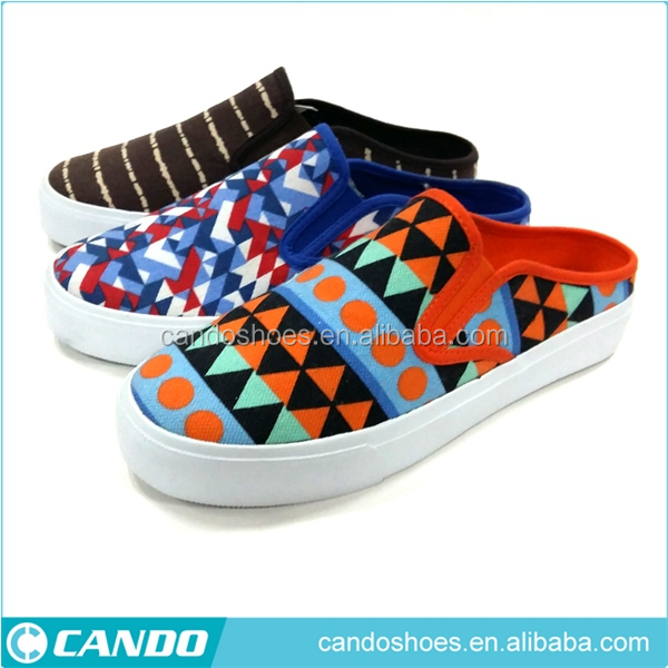 China Made Wholesale Plimsoll Canvas Shoes, Athletic Shoes, Cando Shoes Women Dress Shoes