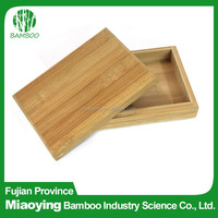 Handmade Bamboo Tea Box