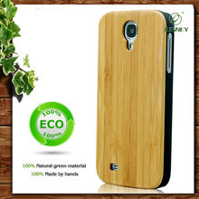 Wood&Bamboo For S4 Samsung Cell Phone Cases Supplier