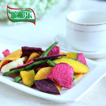 Mixed Fruit & Vegetable Chips
