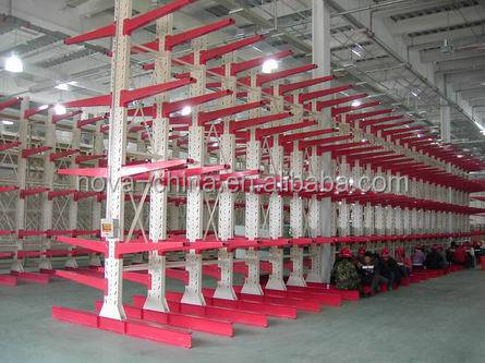 top quality hard core heavy duty cantilever rack