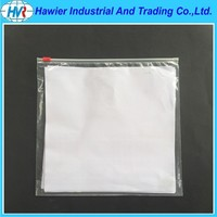 LDPE zipper document bag