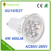 3W 5W 7W 9W GU10 MR16 E27 E14 base COB GU10 LED spot light gu10 wall spot light prices