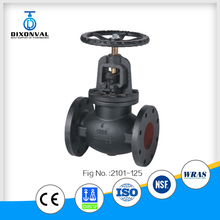 welded bonnet forged water globe valve
