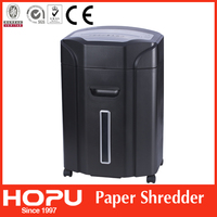 Office equipment Confetti cut Perfect paper shredder