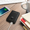 Portable Charger RAVPower 10050mAh Power Bank External Battery Pack with 2.4A Output, 2A Input and iSmart Technology for iPhone,