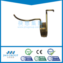 Cheap Stainless Steel Material and Flat Leaf Plate Style spring steel clips