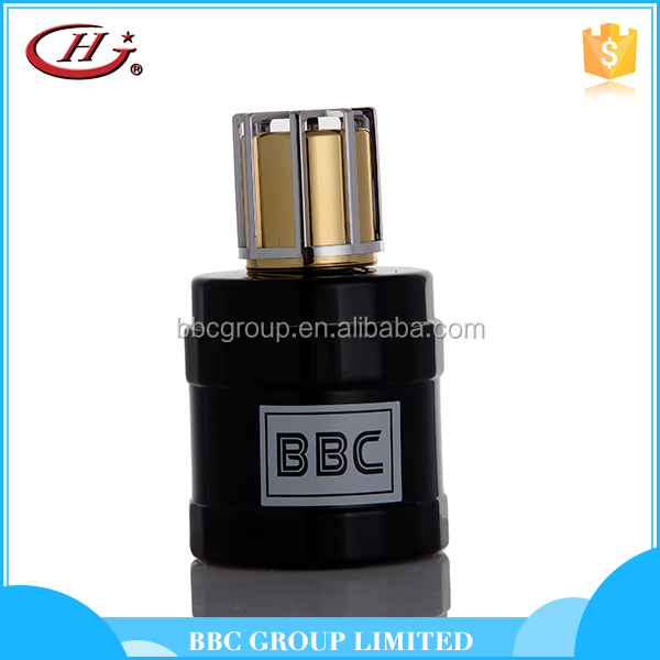 BBC Black Series-BL010 Different scents male custom glass bottles luxury perfume wholesale