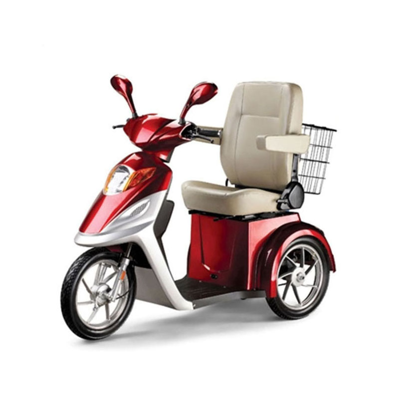 Japanese Hybrid Electric Tricycle For Adults
