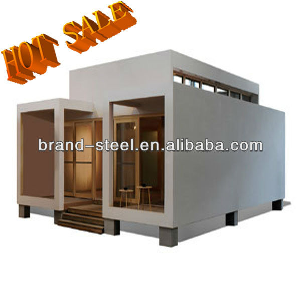 Quake proof fast build modern portable prefabricated modular houses