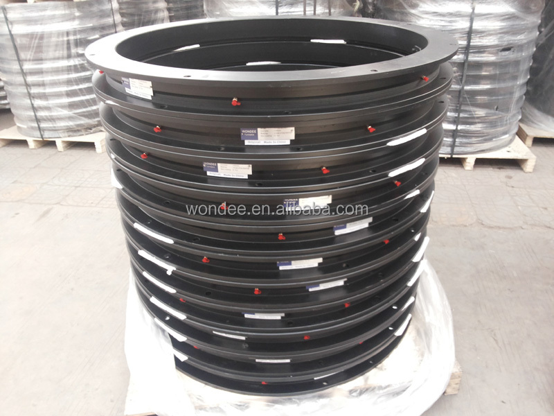 1100mm Casting Heavy Duty Ball Bearing Trailer Turntable Wholesale