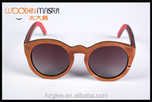 Custom Skateboard Wood Women Eyewear Sunglasses