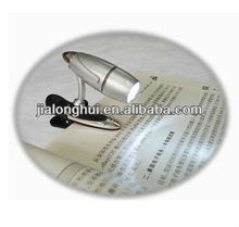 Portable Bullet Shape Reading led bullet book lights