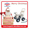 Popular Storage Wheels Transports Garden Water Hose Reel Cart