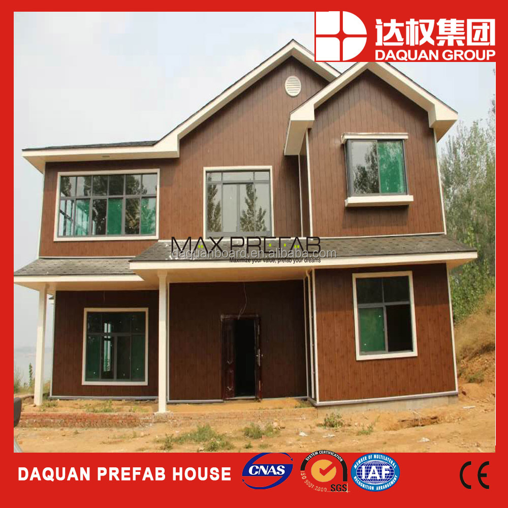 2016 Hot seller and lowest price houses prefabricated homes/casas prefabricadas