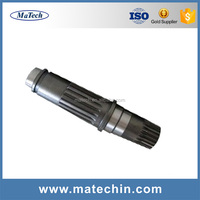 Foundry Customized Mild Steel Linear Bearing Shaft 25mm Supplier