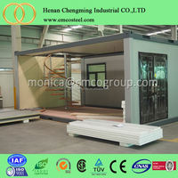 designed modern kit convenient move folding container house