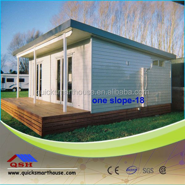 prefabricated low cost bungalow in mainland sell to Niger