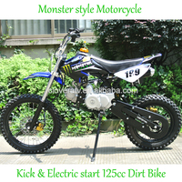 Cheap Air Cooled Motorcross Motorcycle 110cc Dirt Bike for Sale