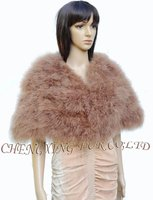 CX-B-87D Feather Dress Wraps Shawls Latest Products In Market