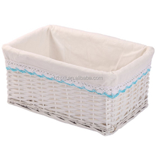Delicate Good Quality Low Price Cheap Wicker Hamper Basket