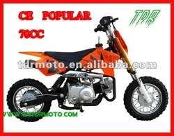 2014 hot sell popular 70cc dirt bike