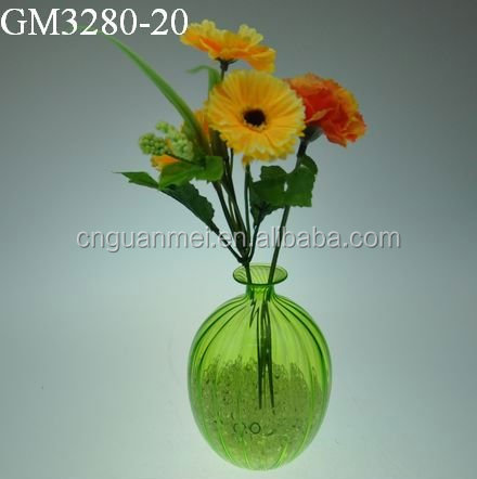 Home Decoration High Quality Cheap Tall Glass Vase
