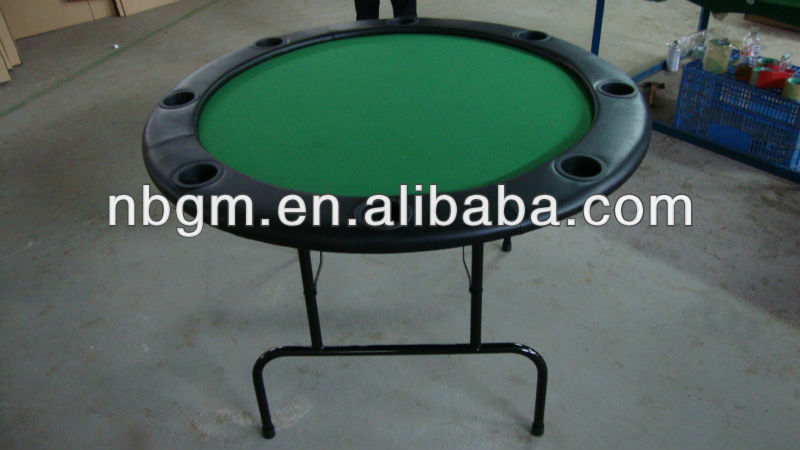 52 Inch Round Poker Table