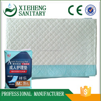 non-woven fabric absorbent incontinence disposable 5 layers bedsheets manufacturer