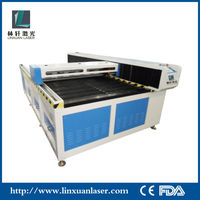 top quality metal leather bamboo engraving cnc pcb laser cutting and carving machine