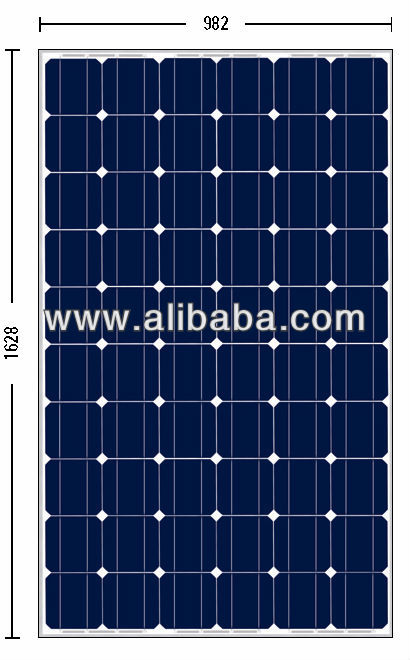 250W Korean-made Solar Panel