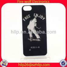 2014 New Mobile Phone Accessories China Wholesale custom noctilucent phone case