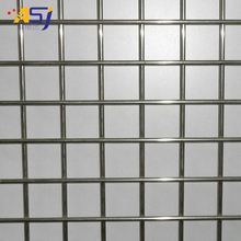 Galvanizing treatment 304 stainless steel welded wire mesh panel
