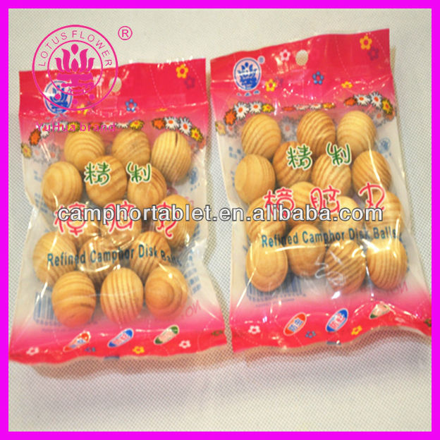2013 wholesale clothing wooden ball with fragrance/scented wood ball