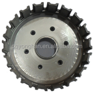 OEM T125 Clutch Cover Motorcycle, clutch hub