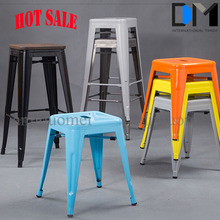 Wholesale Baby Furniture:Cheap Colorful Stackable Metal Baby Chair For Sale
