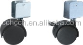 Hardware manufacturer office chair locking casters