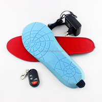 Electric Powered Heated Insoles with USB For Shoes Boots Keep Feet Warm
