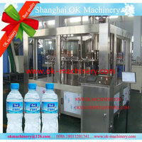 China Famous automatic water bottle filling capping machine