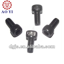 aluminium titanium metric socket head cap screw