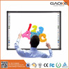 Gaoke With Short Throw Projector for School Use Touch Screen USB Smart Board Electronic IR Infrared