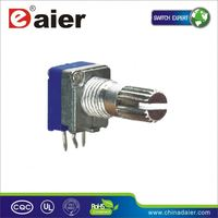Daier 10k potentiometer with switch