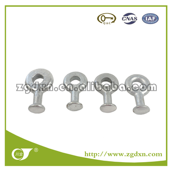 21 Years Sichuan Hot Selling Ball Eye Aluminium Alloy Power Fitting