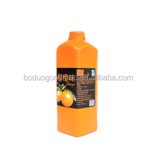 Professional Manufacturer Orange Concentrated Juice Wholesale Price