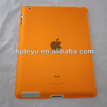 Transparent hard PC case for iPad 2 3